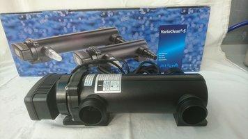 Varioclean-s uv-c apparaat 18 watt